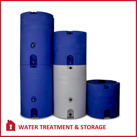 Water Prepared Water Storage Barrels Main