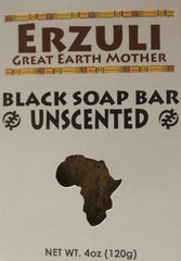 Black Soap Bars