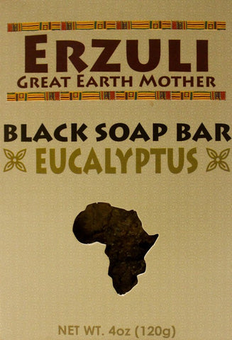 Erzuli Bar Soap - Eucalyptus
