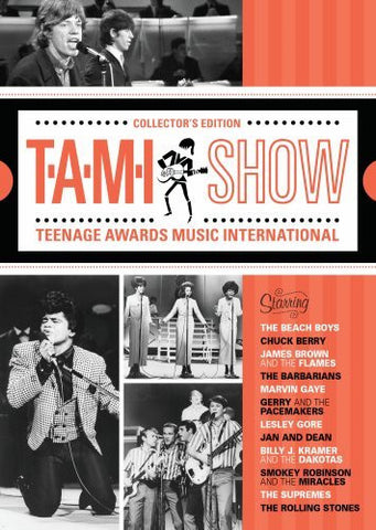 Collector's Edition:  T.A.M.I Show