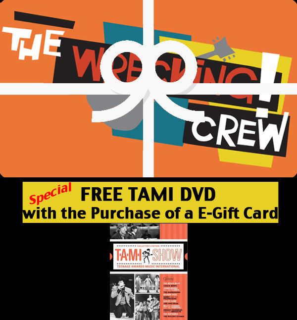 Wrecking Crew E-Gift Card