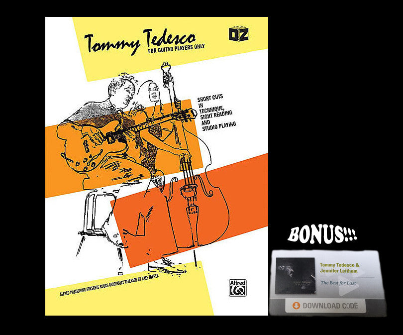 For Guitar Players Only by Tommy Tedesco