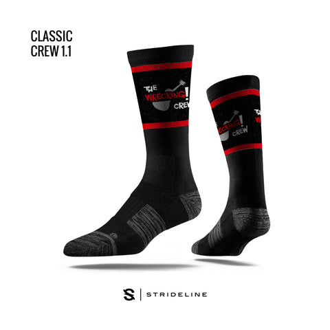 Wrecking Crew Socks