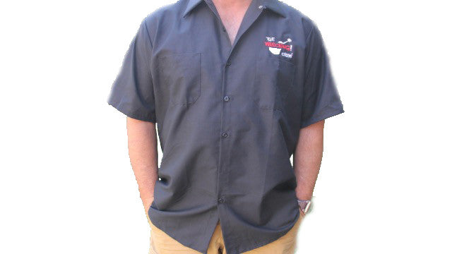 Wrecking Crew Work Shirt (only few left-soon to be retired)