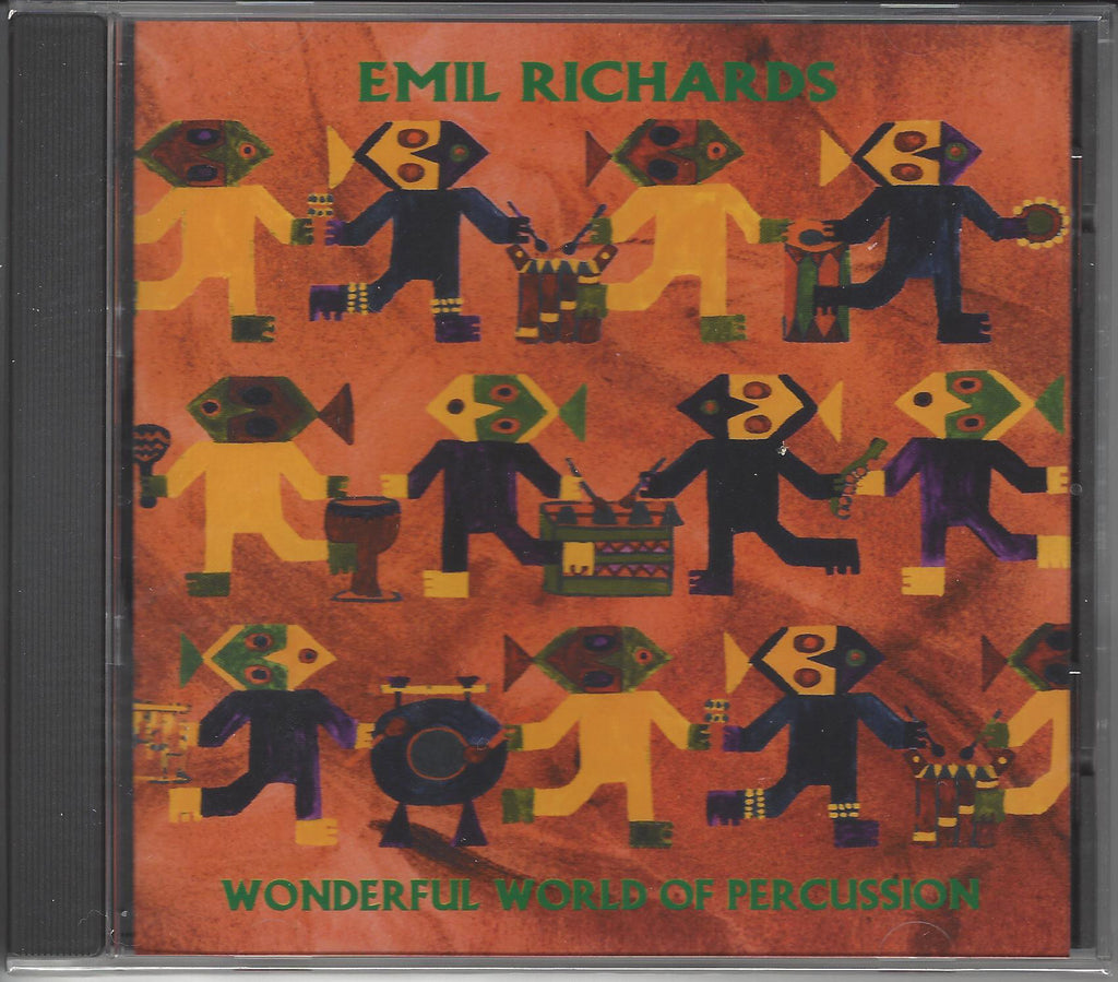 Wonderful World of Percussion by Emil Richards