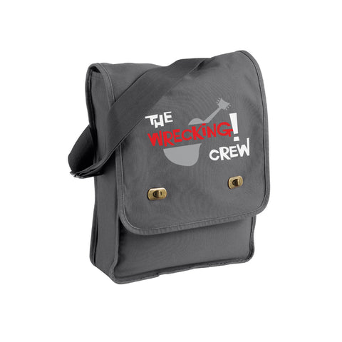 Wrecking Crew Messenger Bag