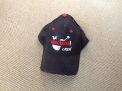 Official Wrecking Crew Cap- one size fits most