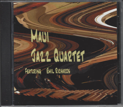 Maui Jazz Quartet~ Emil Richards
