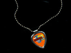 Pickbay Guitar Pick Necklace