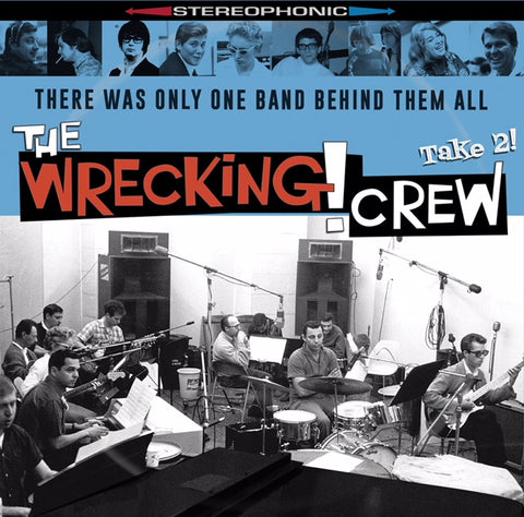 Wrecking Crew CD Compilation Take 2 _3CD set