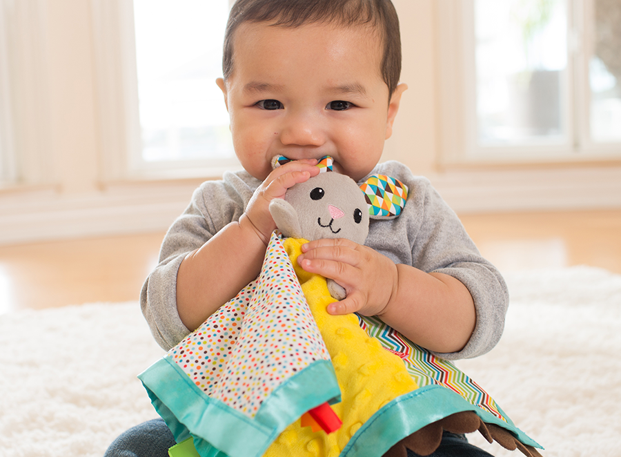 When To Give Your Baby Teething Toys Infantino