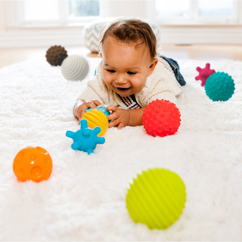 Textured Multi-Ball Set