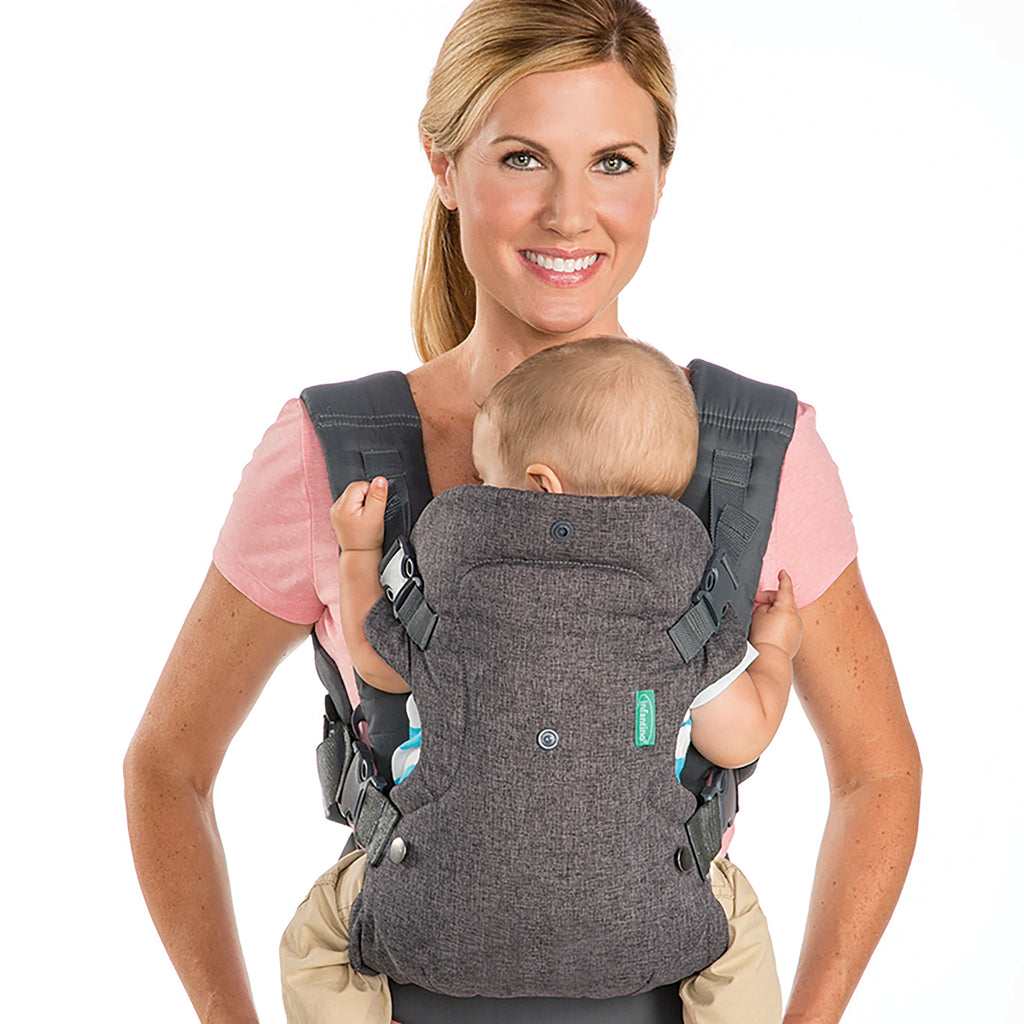 Flip Advanced 4 In 1 Convertible Baby Carrier Infantino