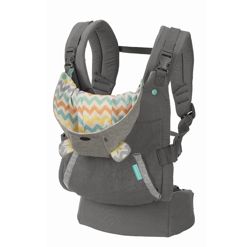Image result for infantino cuddle up ergonomic hoodie carrier