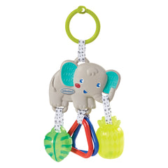 Jingle Charms Rattle™ - Elephant