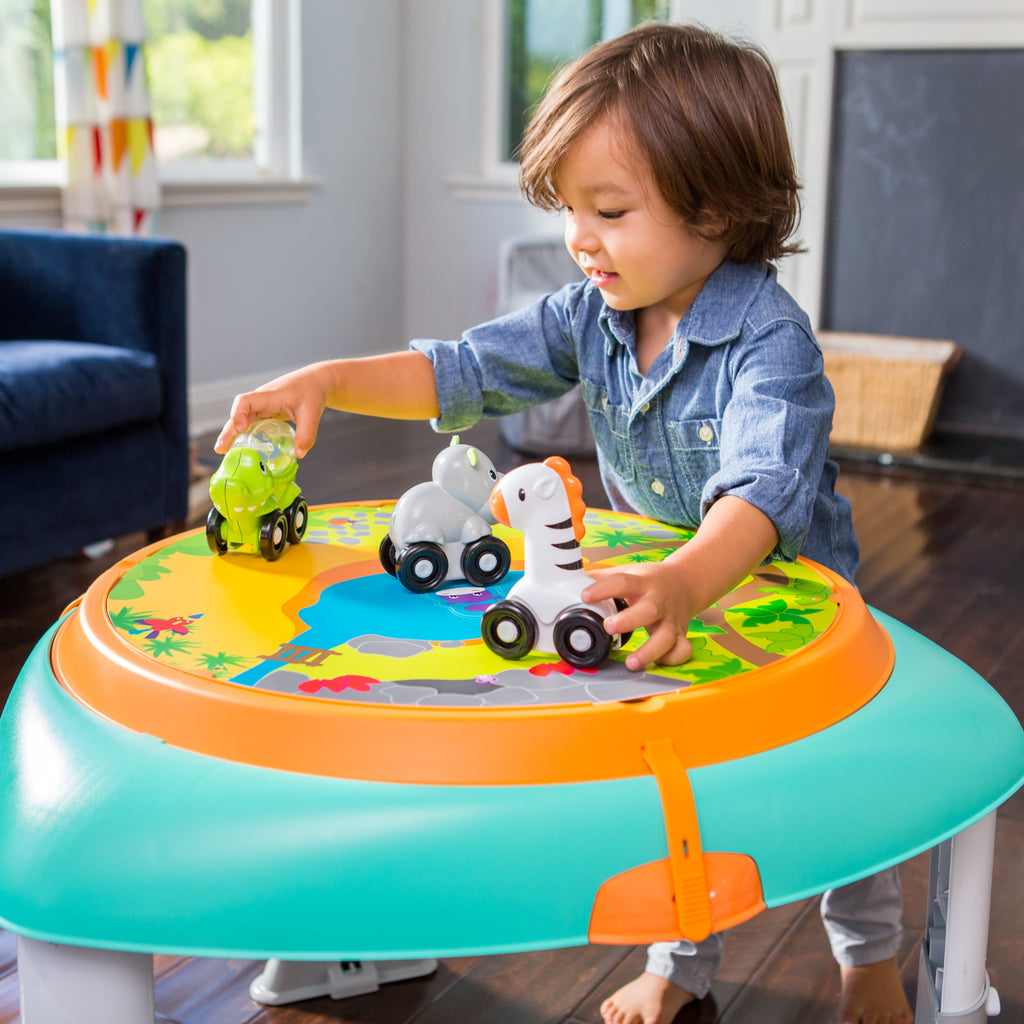 Sit Spin Stand Entertainer 360 Seat Activity Table