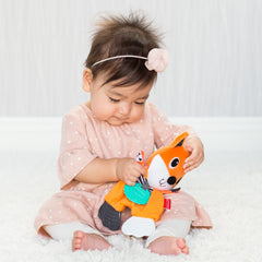 Cuddly Teether™ Fox