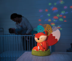 Musical Soother & Night Light Projector Go Gaga