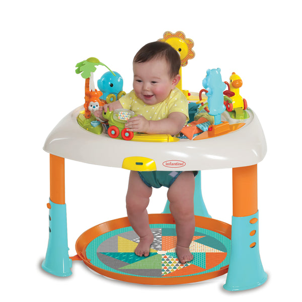 Sit Spin Amp Stand Entertainer 360 Seat Amp Activity Table