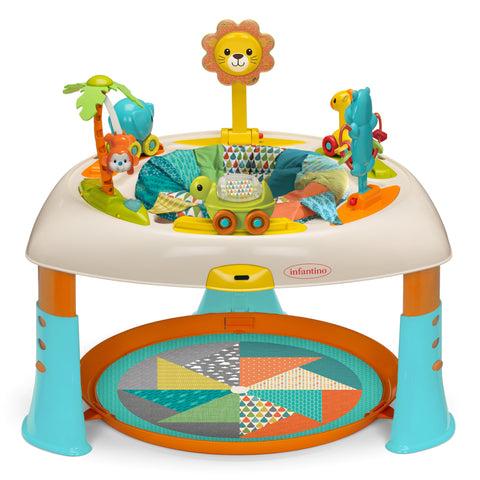 Sit, Spin & Stand Entertainer 360 Seat & Activity Table™ Go Gaga
