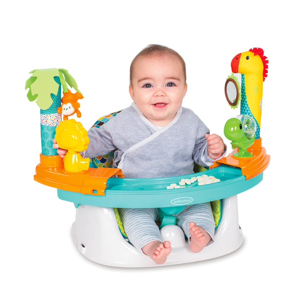 Grow With Me Discovery Seat Amp Booster Infantino