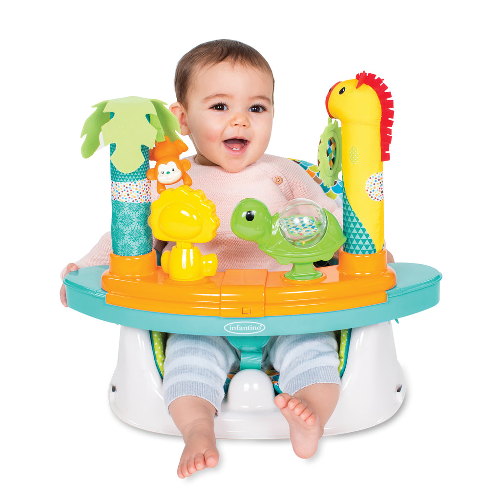 Grow-With-Me Discovery Seat & Booster™ – Infantino