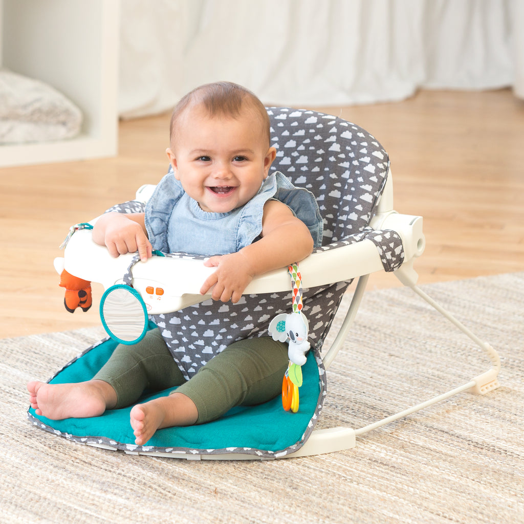 2 In 1 Bouncer Amp Activity Seat Infantino