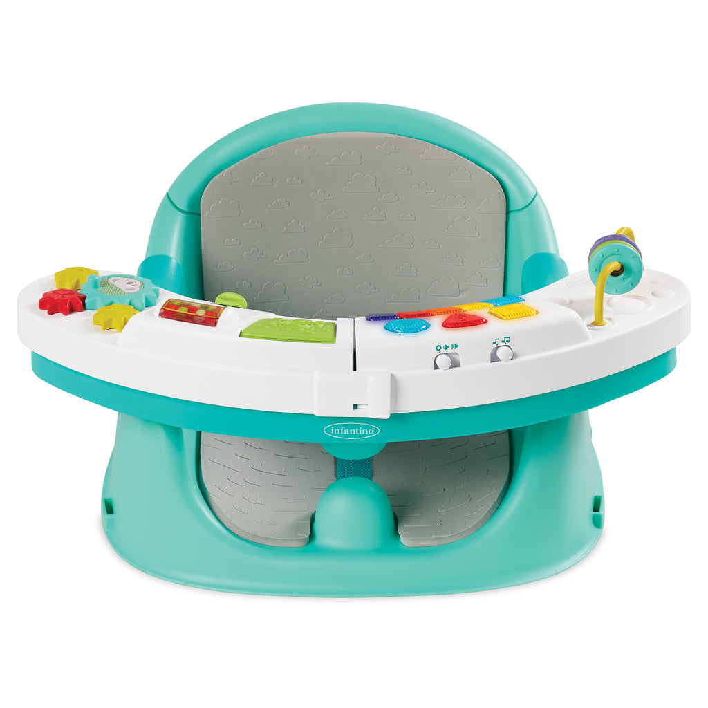 Music Lights 3 In 1 Discovery Seat Booster Go Gaga Infantino