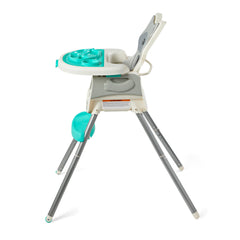 Grow-With-Me 4-in-1 Convertible High Chair - Raccoon