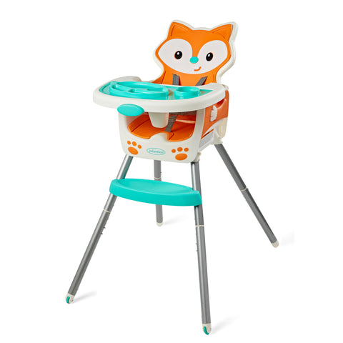 Grow-With-Me 4-in-1 Convertible High Chair - Fox