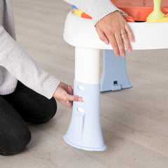 3-in-1 sit, play & go let's make music entertainer & play table™