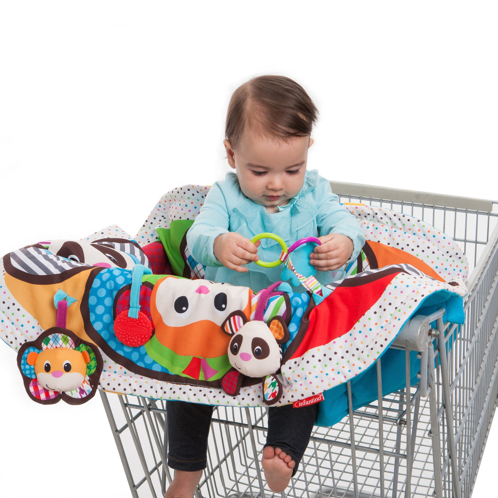 Play Away Shopping Cart Cover High Chair Cover And Play Mat