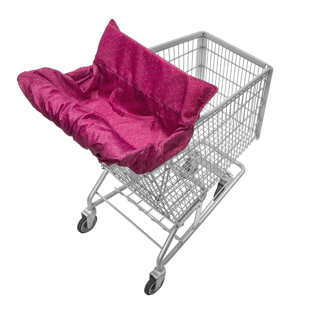 Fold Away Shopping Cart Cover Infantino