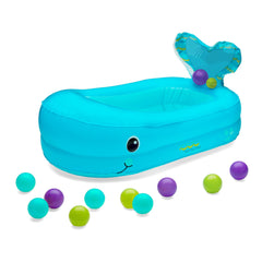 Whale Bubble Bath Inflatable Bath Tub™ Blue