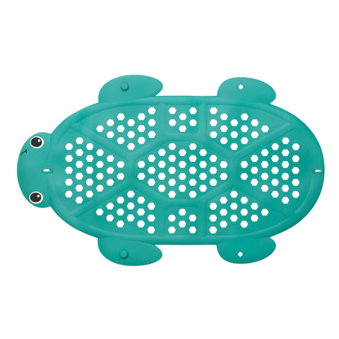 2-In-1 Bath Mat & Storage Basket™ Turtle