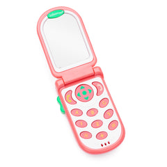 Flip and Peek Fun Phone™ Pink