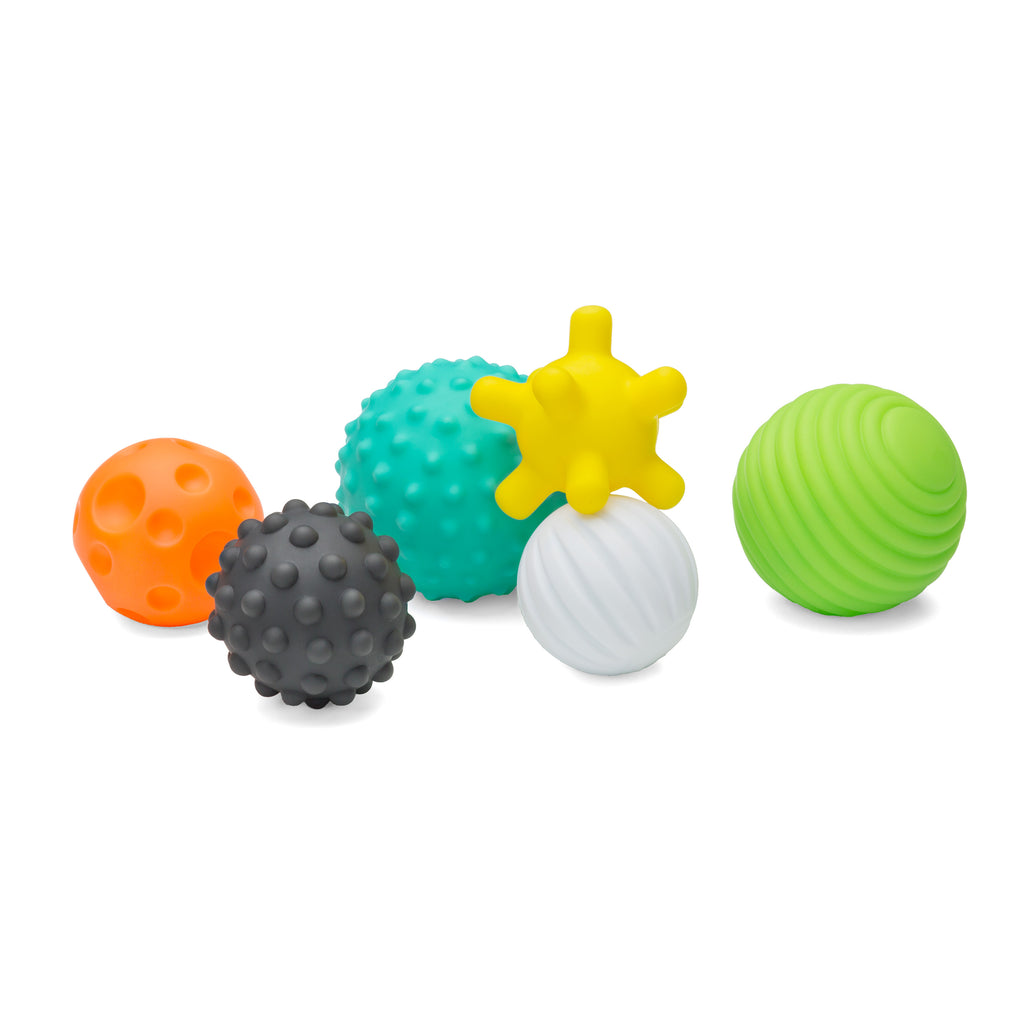 Textured Multi Ball Set™ - 6 piece set