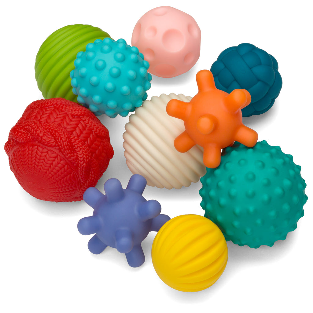Textured Multi Ball Set™ - 10 piece set
