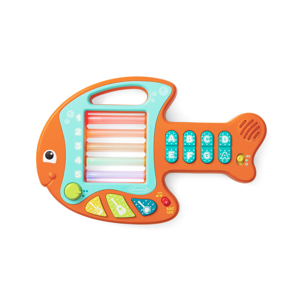 Lights & Music Learning Fish Guitar™