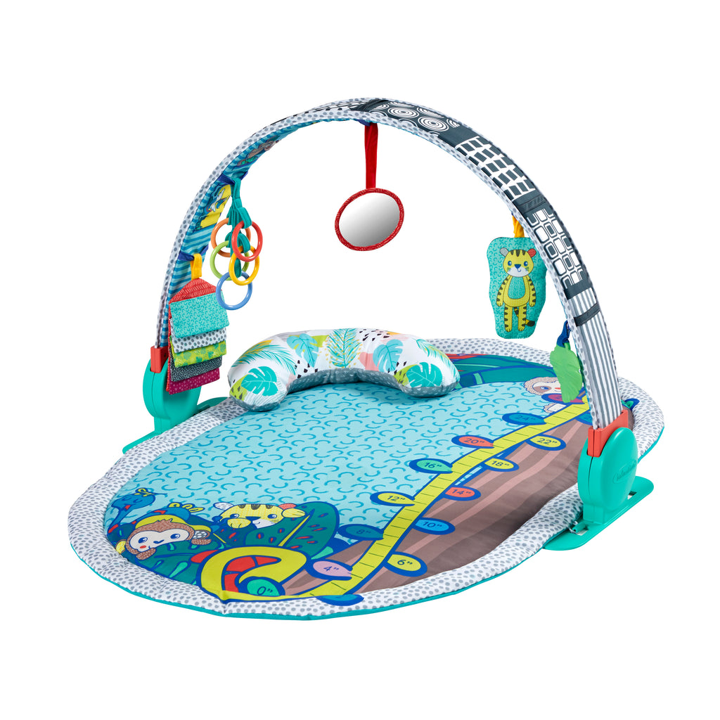 3-in-1 Deluxe magic arch sensory development gym™