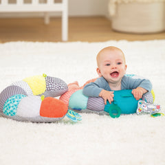 2-in-1 Tummy Time & Seated Support™