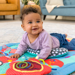 3 Stage Above & Beyond Tummy Time Mat™