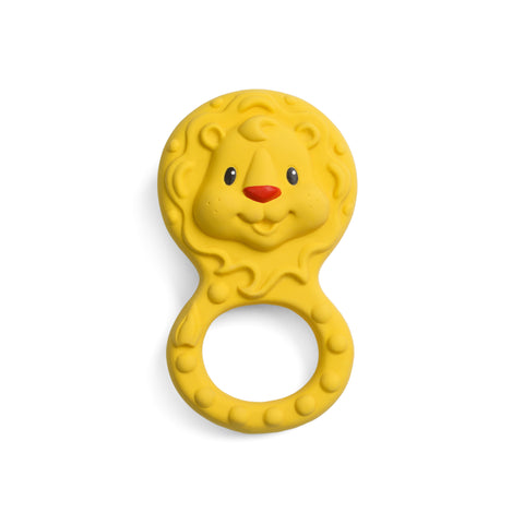 Squeeze & Teethe Textured Pal™ - Lion