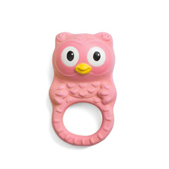 Squeeze & Teethe Textured Pal™ - Owl