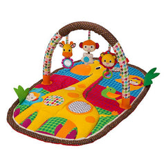 Take & Play Safari Activity Gym & Play Mat™