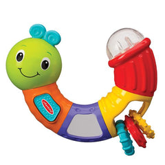 Twist & Play Caterpillar Rattle™