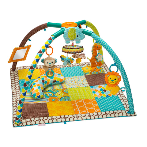 Deluxe Twist & Fold Activity Gym & Play Mat™