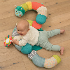Prop-A-Pillar Tummy Time & Seated Support™ Teal