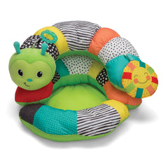 Prop-A-Pillar Tummy Time & Seated Support™ Green