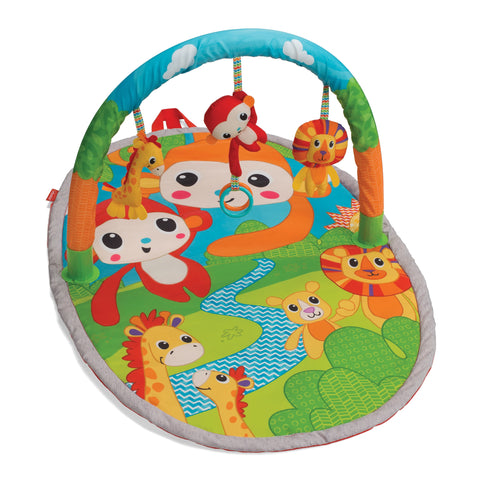 Explore & Store Activity Gym™ Monkeys